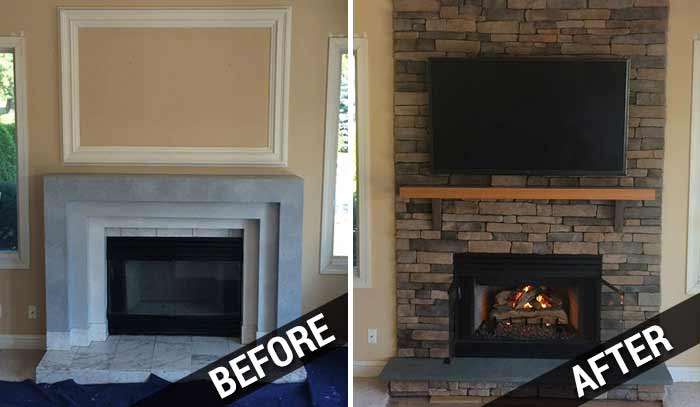 Before After8 Jpg Fireplace Contractor